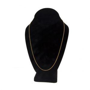 UnoAErre 18K Yellow Gold 21.5″ Curb Link Chain