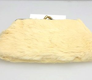 Vintage Mid Century Elgo Agencies Australian Kangaroo Clutch Bag